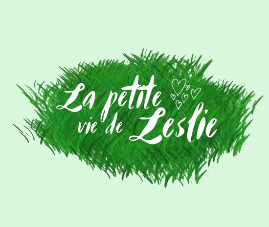 Le petit blog de Leslie
