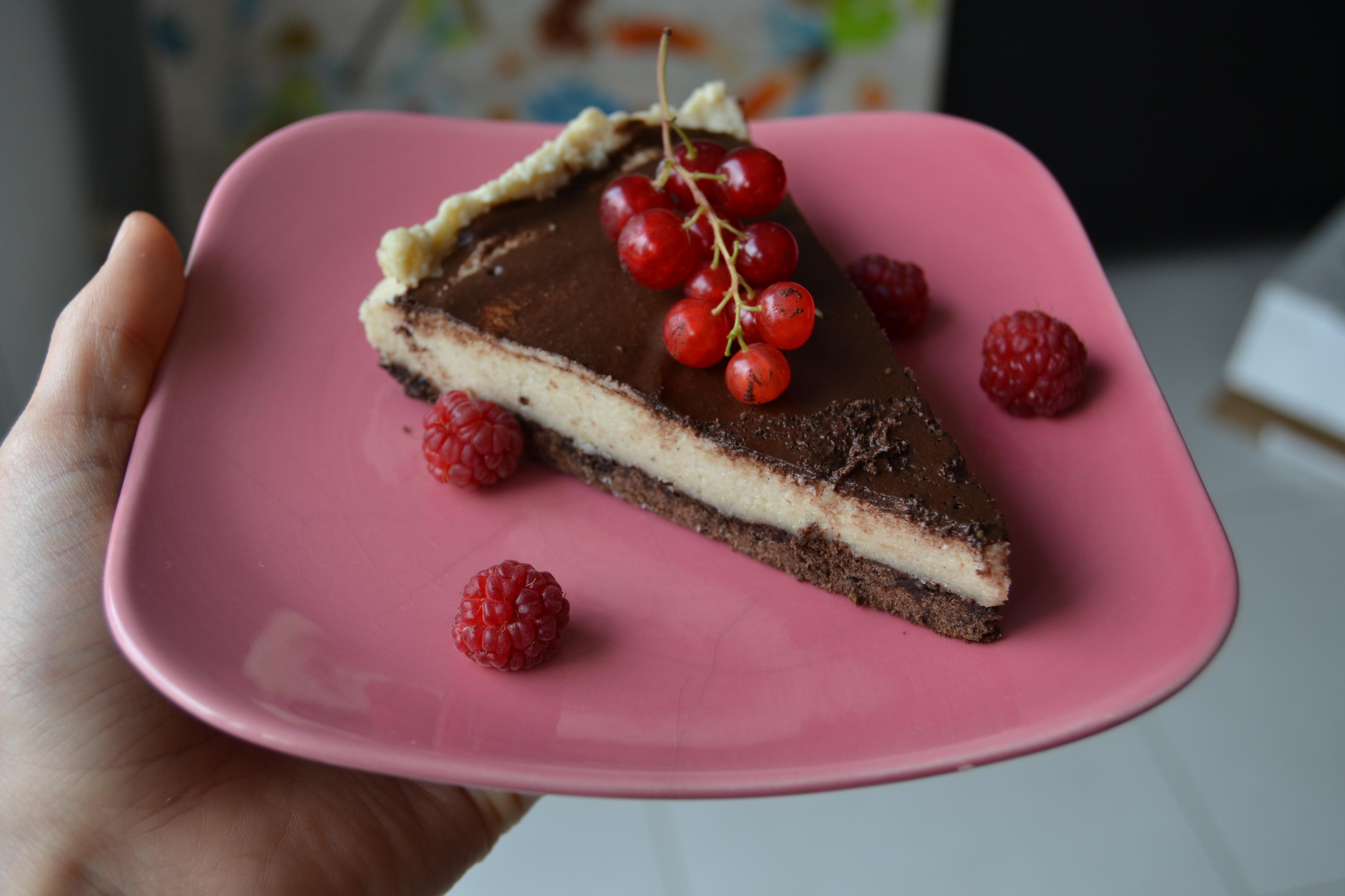 Cheesecake vanille cajou choco (6)
