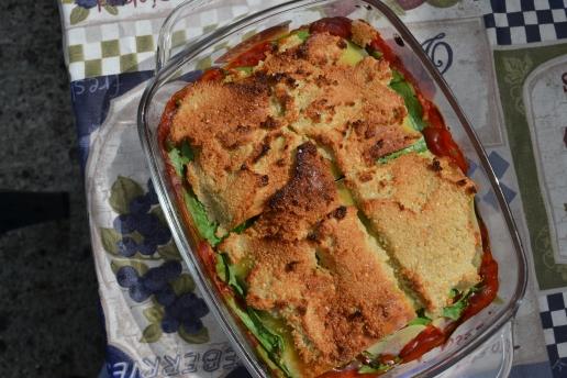 Lasagnes ricotta épinards (2)