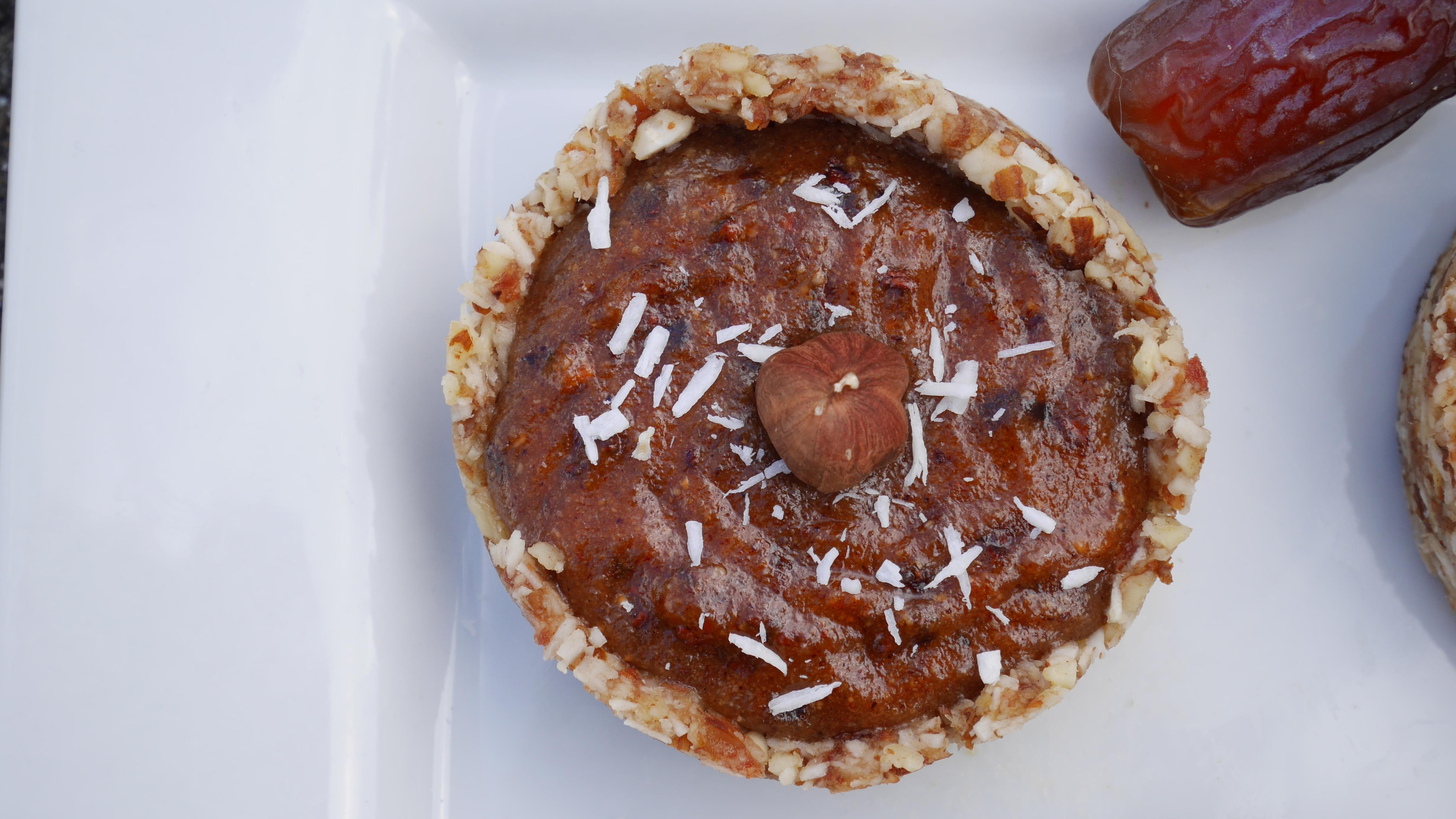 Tartelettes au ''Nutella'' sans cuisson (23)