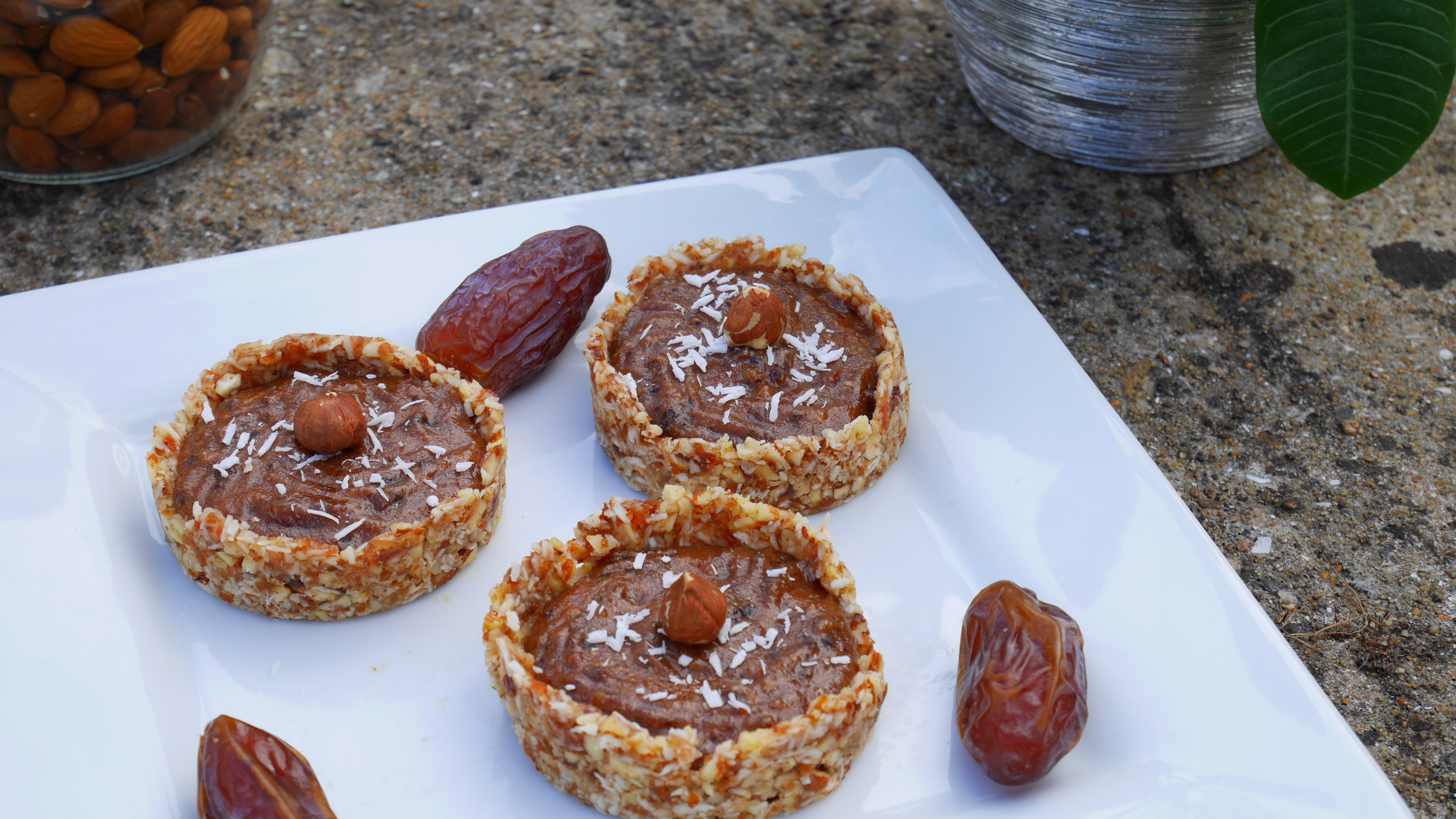 Tartelettes au ''Nutella'' sans cuisson (24)