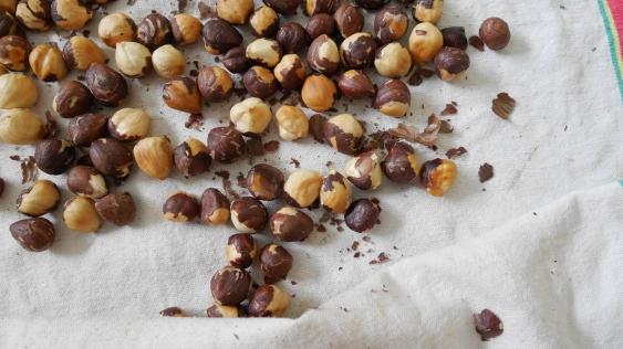 Tartelettes au ''Nutella'' sans cuisson (3)