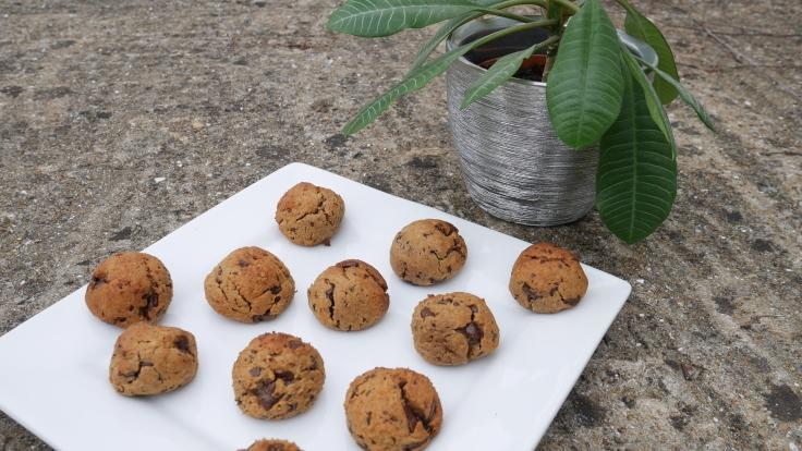 Cookies moelleux sans farine au beurre de cacahuète (20)