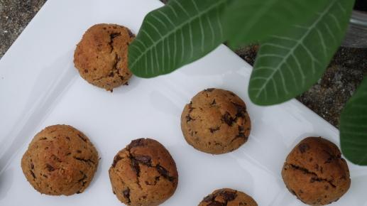 Cookies moelleux sans farine au beurre de cacahuète (28)